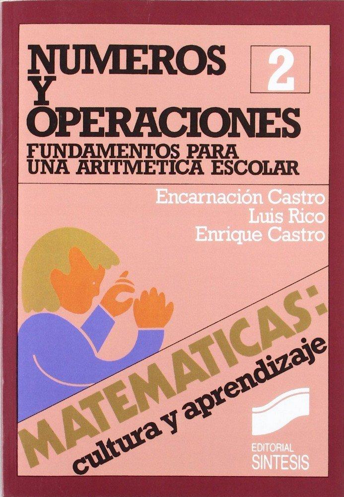 Numeros y operaciones
