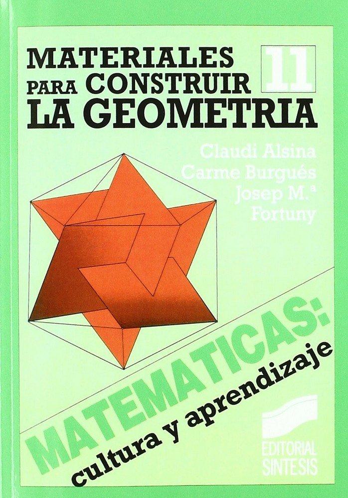 Materiales construir geometria