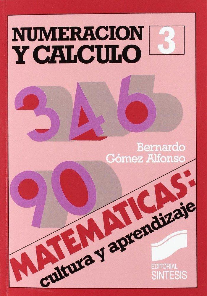 Numeracion y calculo