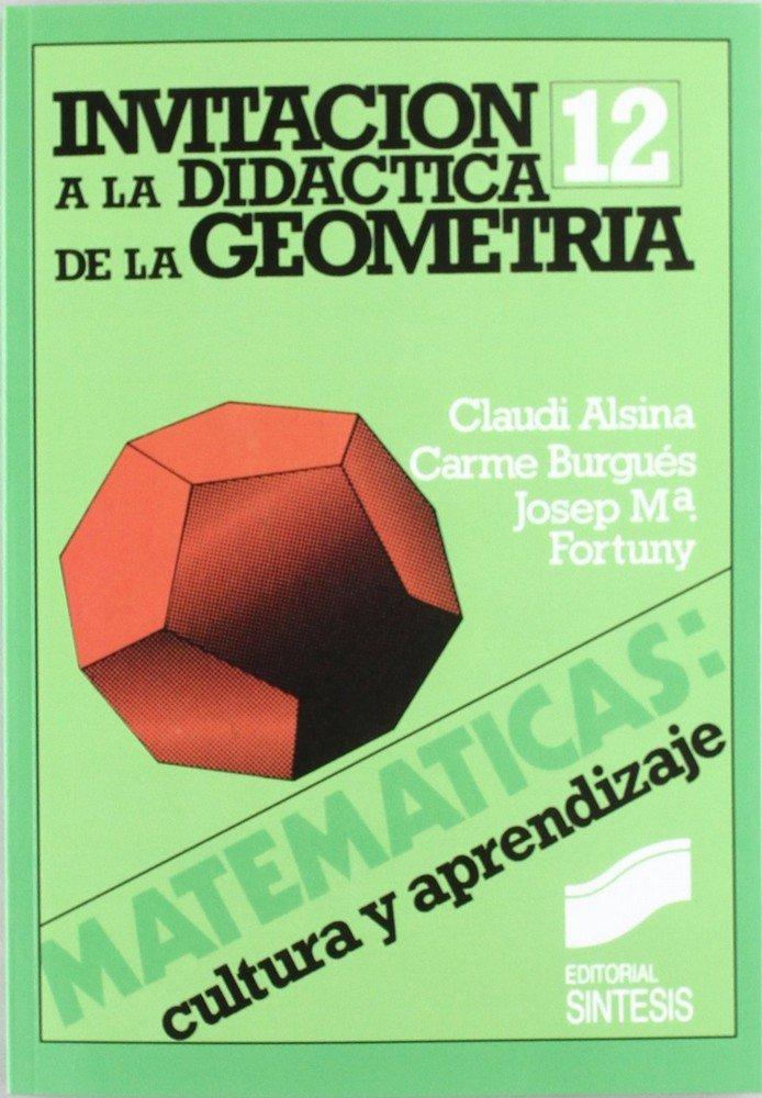 Invitacion didactica geometria