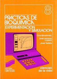 Practicas bioquimica exp.y simulacion