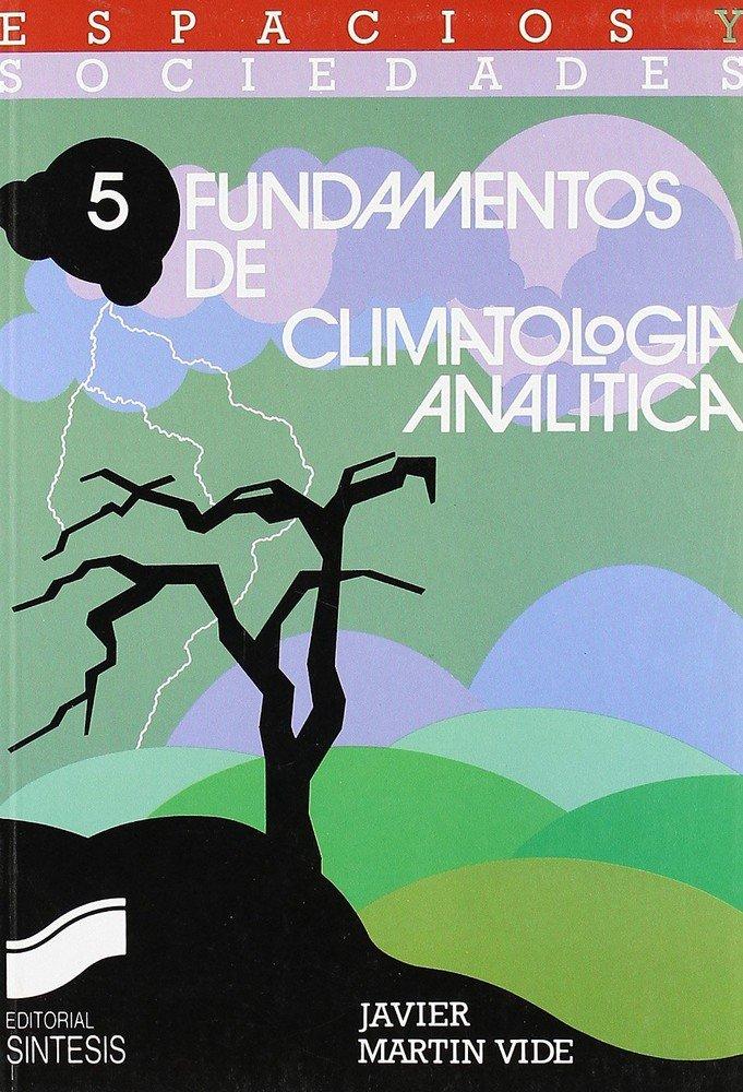 Fundamentos climatologia analitica