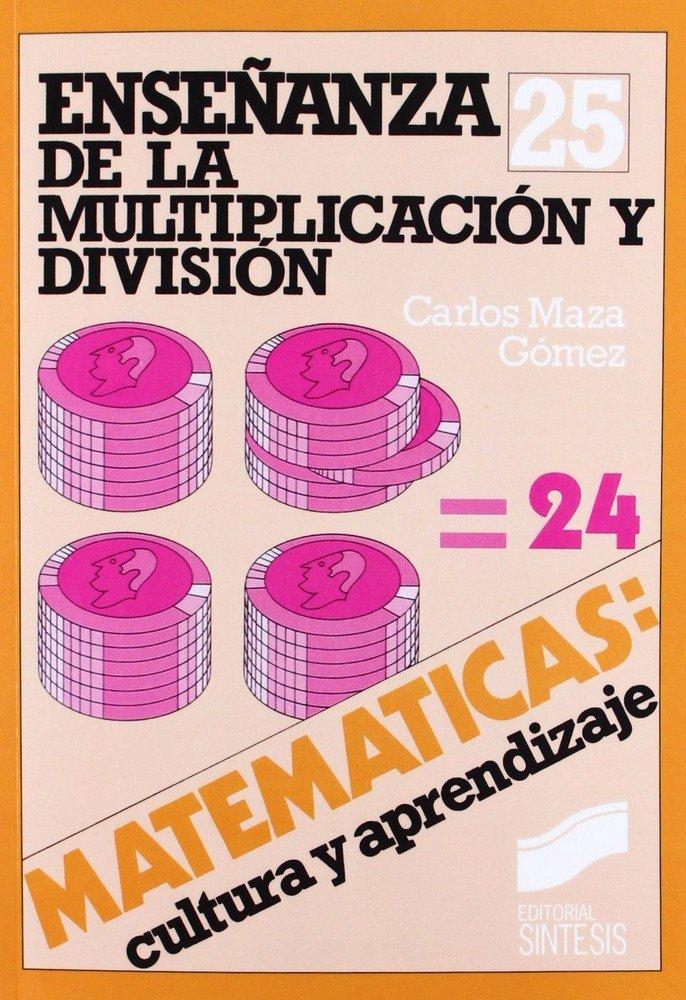 Enseñanza multiplicacion y division
