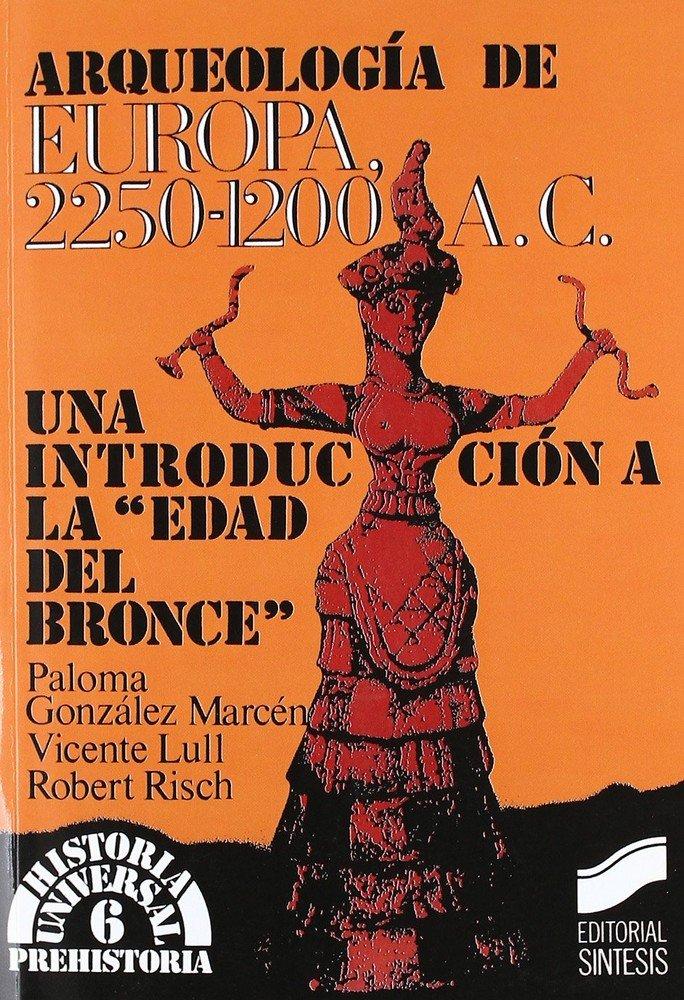 Arqueologia europa 2250-1200 a.c.