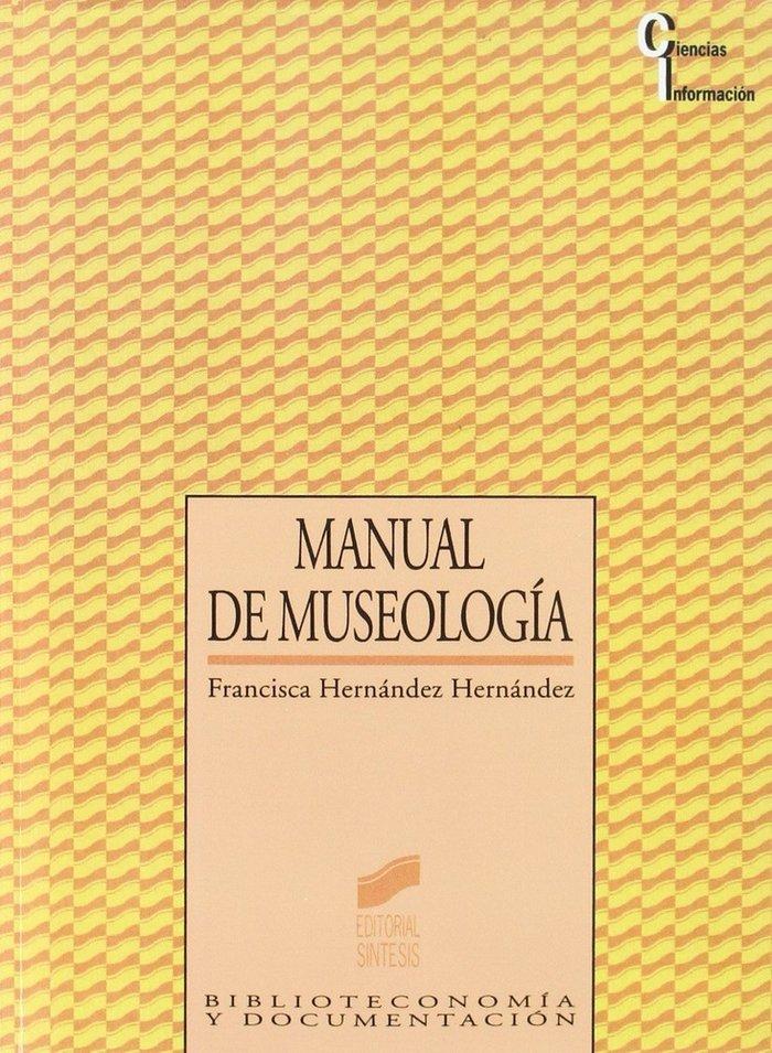Manual museologia