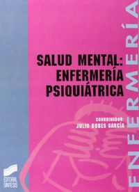 Salud mental enferme.siquiatrica