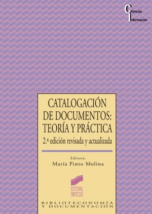 Catalogacion documentos teoria practica