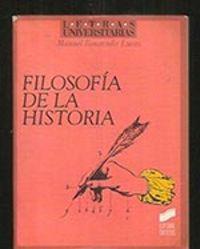 Filosofia de la historia lu