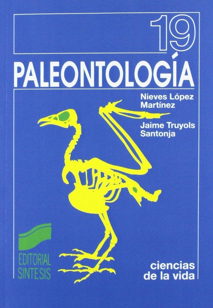 Paleontologia cv
