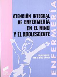 Atencion integral niño adolescente enfermeria