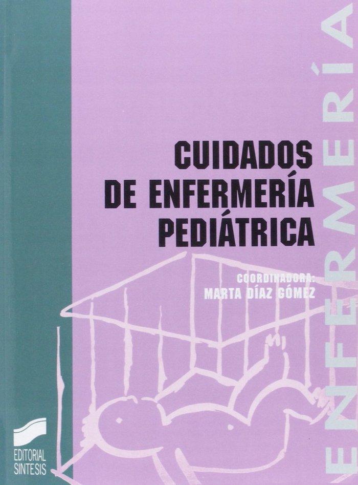 Cuidados enfermeria pediatrica