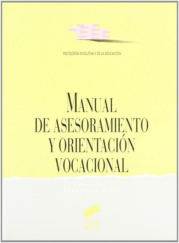 Manual asesoramiento y orientacion vocacional