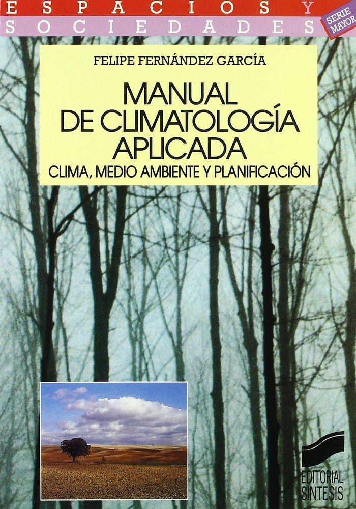 Manual climatologia aplicada