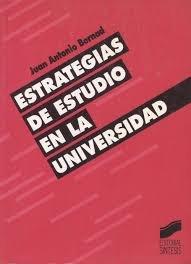 Estrategias estudio en universidad