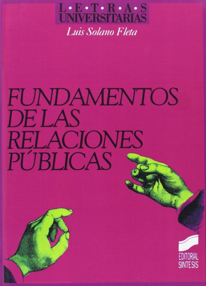 Fundamentos relaciones publicas