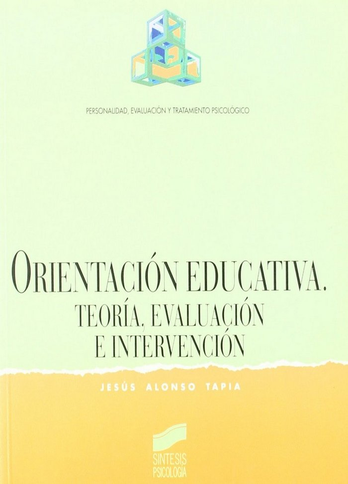 Orientacion educativa teoria evaluacion