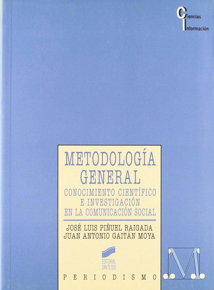 Metodologia general conoc.cientifico