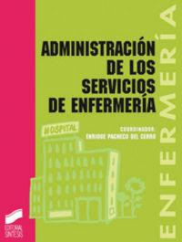 Administracion servicios enfermeria
