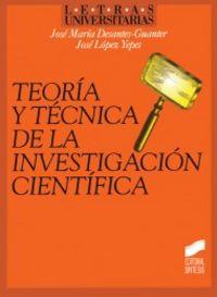 Teoria tecni.inves.cientifica