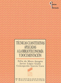 Tecnicas cuantitativas apl.bibliotec.docum.
