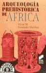 Arqueologia prehistorica de africa