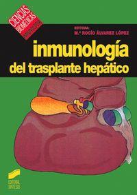 Inmunologia traspalnte hepatico
