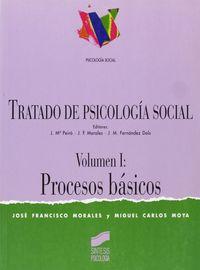 Tratado sicologia social i proc.basicos