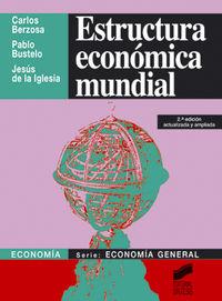 Estructura economica mundial