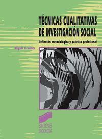 Tecnicas cualitativas investig.social