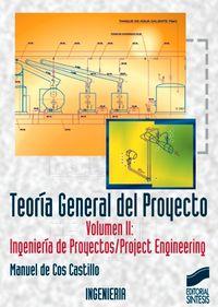 Teoria general proyecto ii