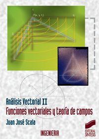 Analisis vectorial ii func.vectoriales