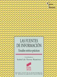 Fuentes de la informacion
