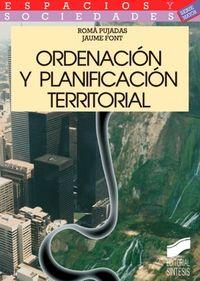Ordenacion planificacion territorial