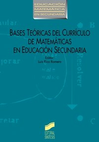 Bases teoricas curriculo matematico