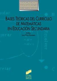 Bases teoricas curriculo matematico