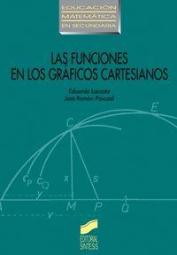 Funciones en graficos cartesianos