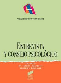 Entrevista y consejo sicologico