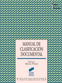 Manual clasificacion documental