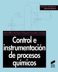 Control instrumen,procesos quimicos