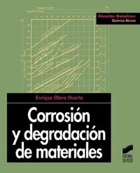 Corrosion y degradacion de materiales