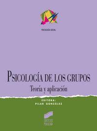 Sicologia de grupos teoria aplicacion