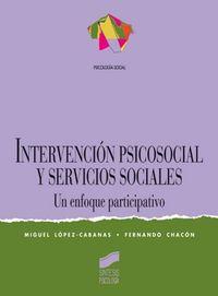 Intervencion sicosocial servic.sociales
