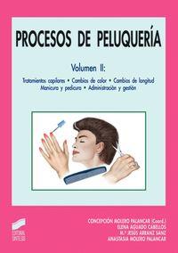 Procesos peluqueria ii