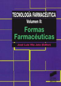 Tecnologia farmaceutica ii