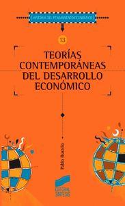 Teorias contemporaneas desarr.economico