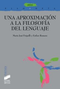 Una aproximacion filosofia lenguaje