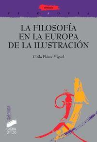 Filosofia europa de la ilustracion