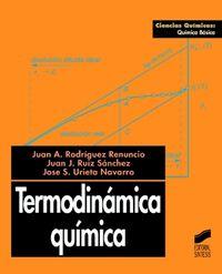 Termodinamica quimica