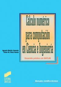 Calculo numerico para computacion