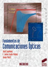 Fundamentos comunicaciones opticas